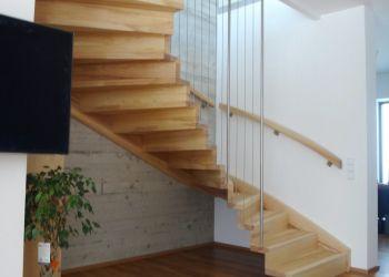 Faltwerk als architektonisches Highlight Esche